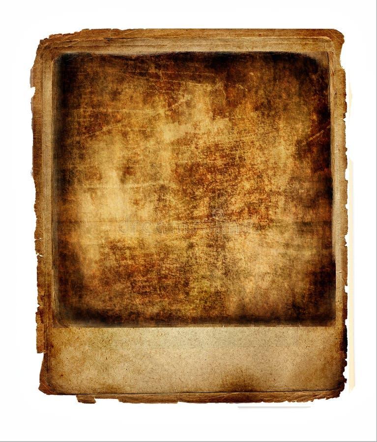 古老框架 免版税库存图片