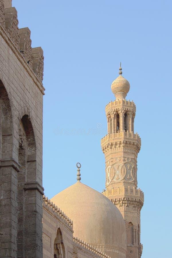 古老清真寺 免版税库存图片