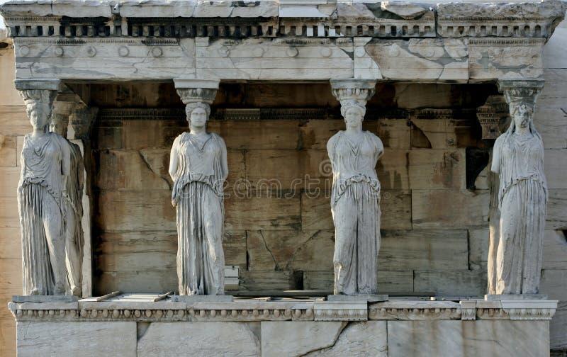 古老阿波罗寺庙 免版税库存照片