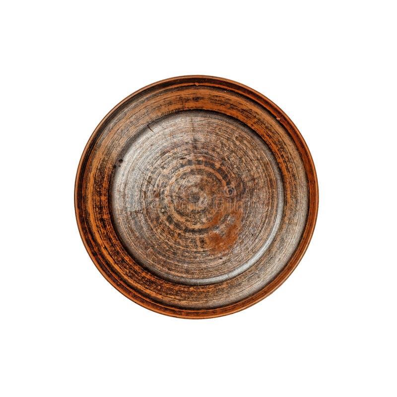 古老,黏土,盘,古董,陶瓷,板材,碗,黏土,陶瓷工 库存照片