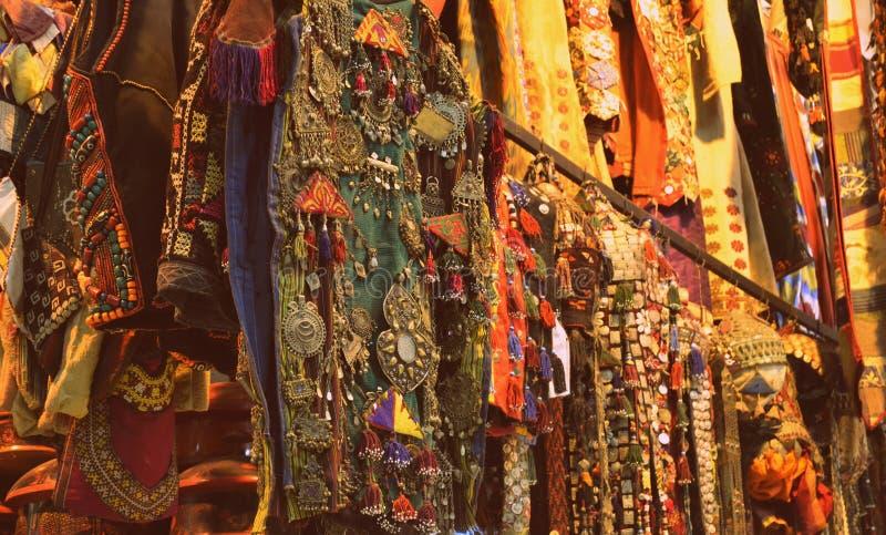 古色古香的义卖市场盛大义卖市场 库存照片