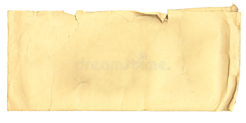 古色古香的信包污点 向量例证
