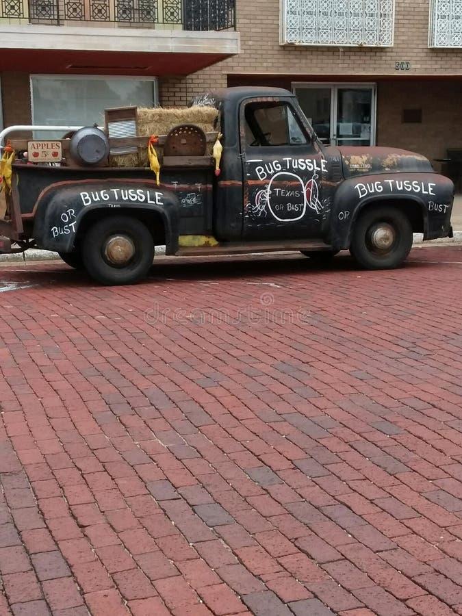 古色古香的卡车 库存照片