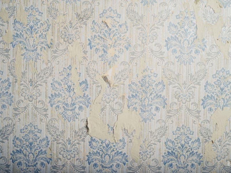 古色古香的墙纸 免版税库存照片