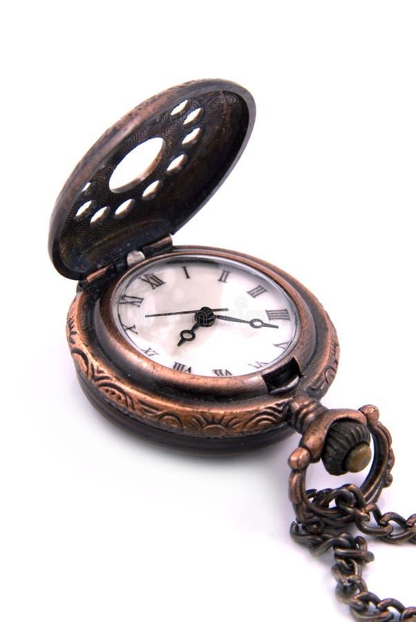 古色古香的手表 免版税图库摄影