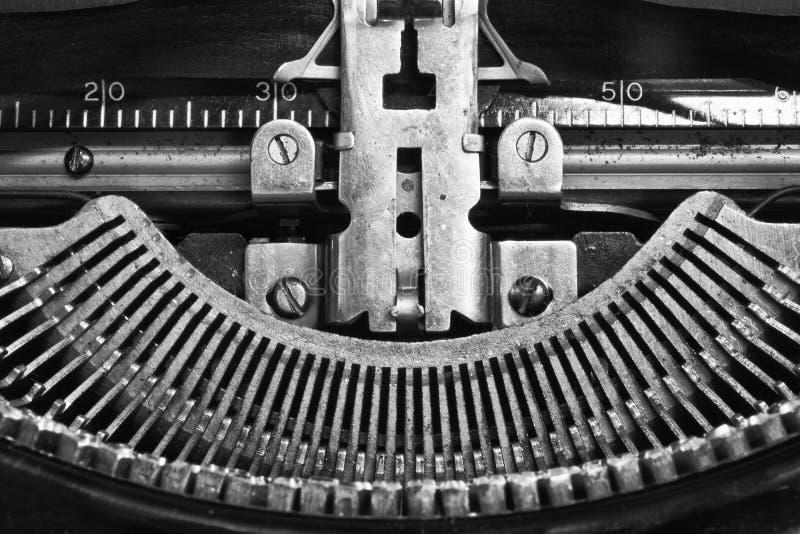 古色古香的打字机IX 库存照片