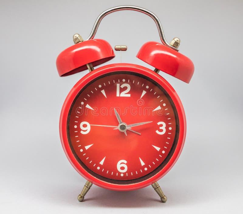 古色古香的时钟和闹钟 库存照片