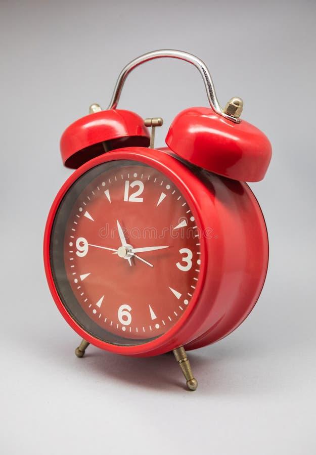 古色古香的时钟和闹钟 免版税图库摄影