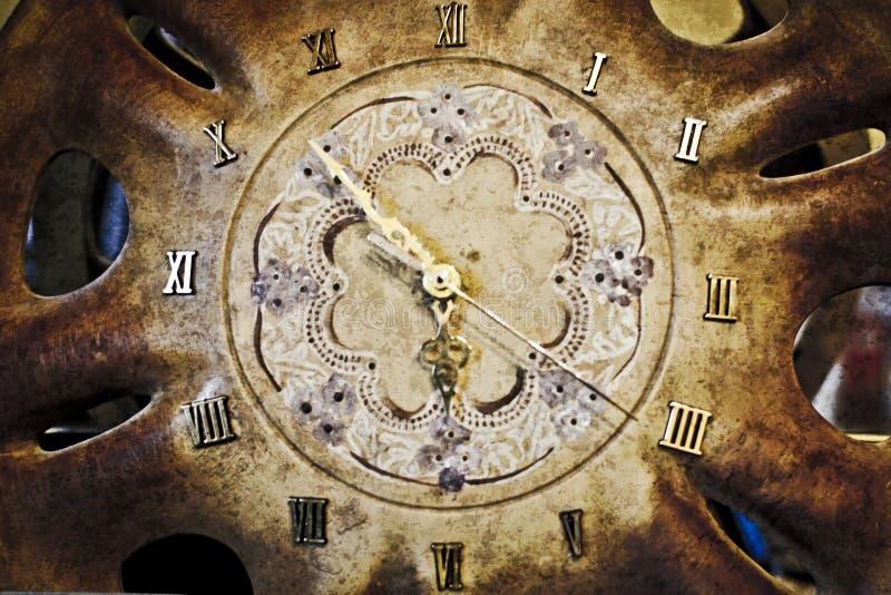 古色古香的时钟 库存照片