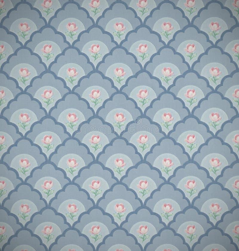 古色古香的样式墙纸 免版税图库摄影