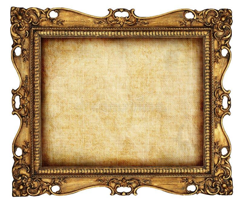 古色古香的框架 免版税库存图片