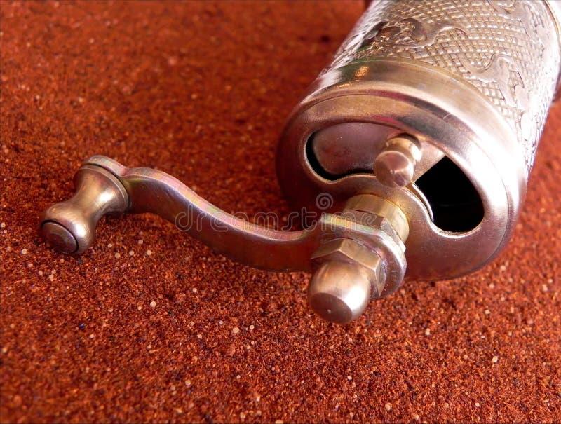 Download 古色古香的研磨机冷颤的胡椒 库存照片. 图片 包括有 研磨, 胡椒, 反气旋, 工具, 把柄, 自然, 磨房 - 30337834