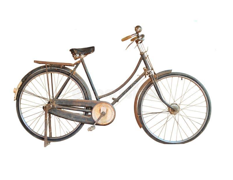 古色古香的自行车 免版税库存照片