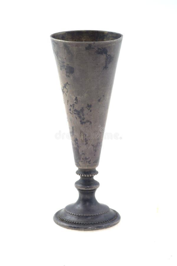 古色古香的酒杯 免版税库存图片