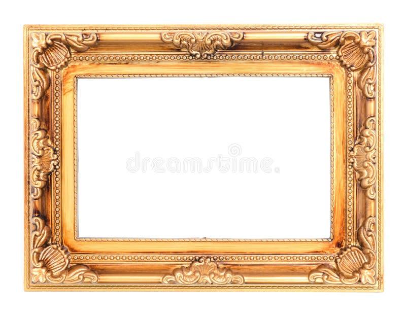 古色古香的画框 免版税库存图片