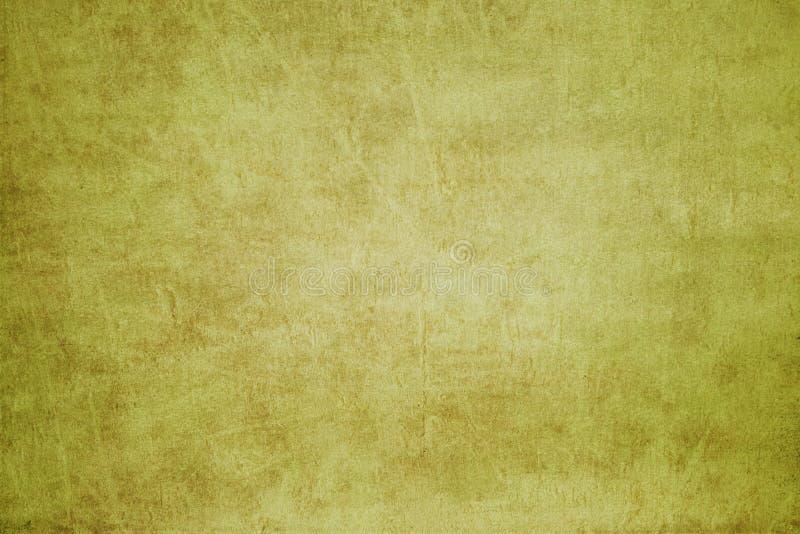 古色古香的破裂的纸纹理 皇族释放例证