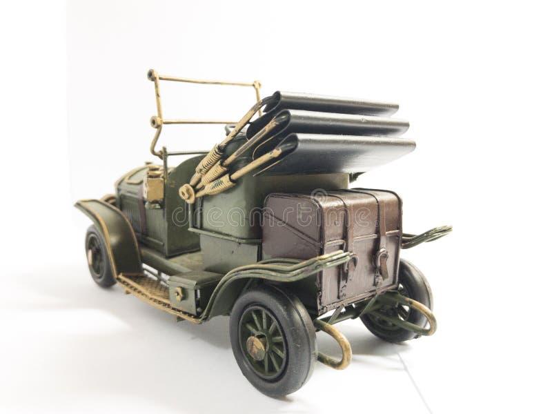 古董车模型 免版税库存照片