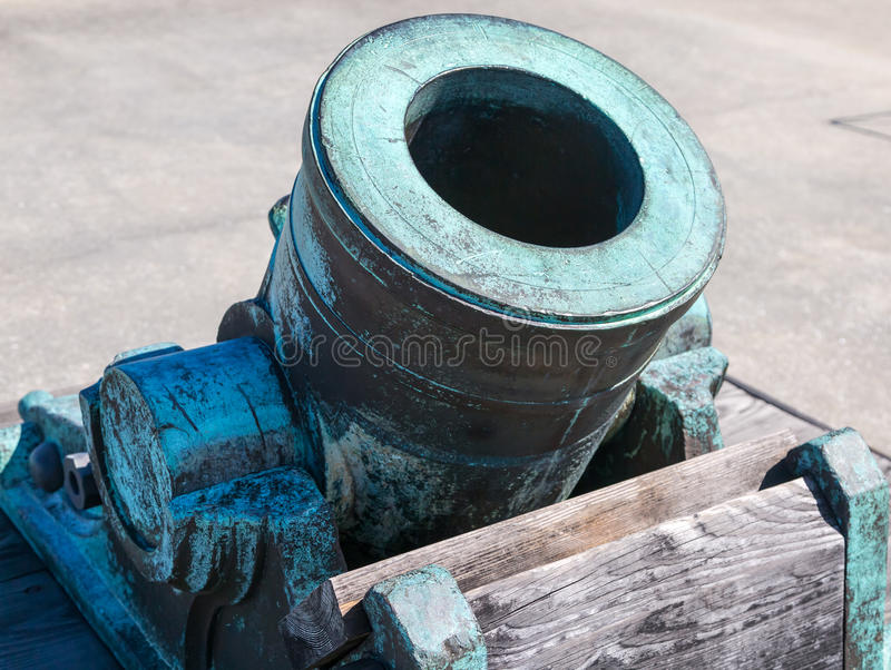 古铜色灰浆 库存照片