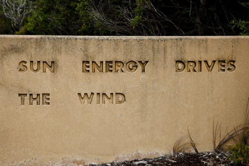 可再造能源标志 库存图片