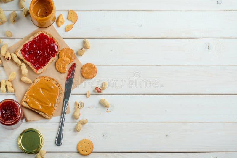 可口传统三明治 免版税库存图片