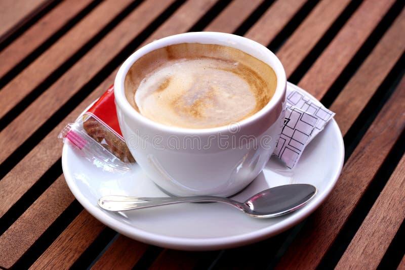 可口咖啡 图库摄影