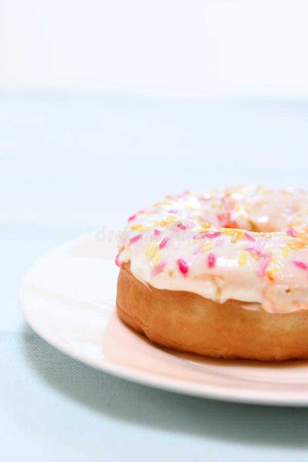 可口多福饼环形 免版税库存图片