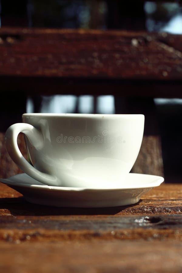 可口的咖啡杯 免版税图库摄影