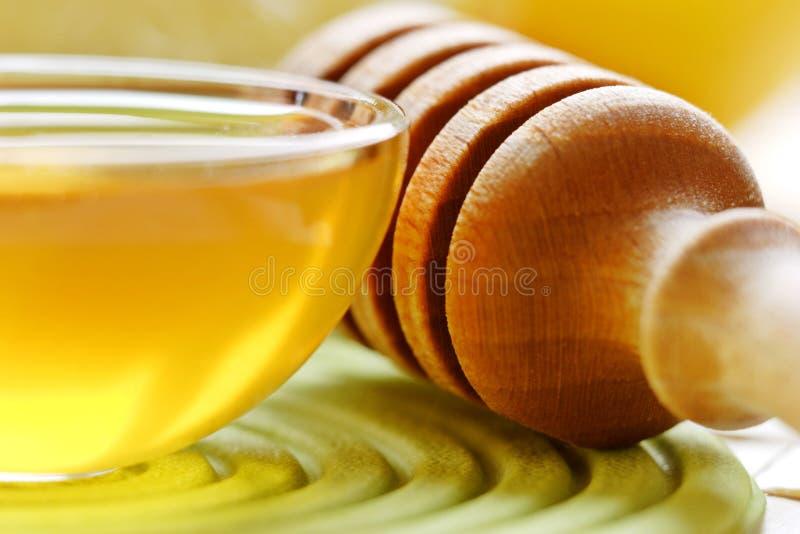 可口蜂蜜 免版税图库摄影