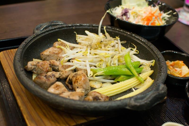 可口鱼食物新鲜的日本日本柠檬物质原始的海运 库存图片
