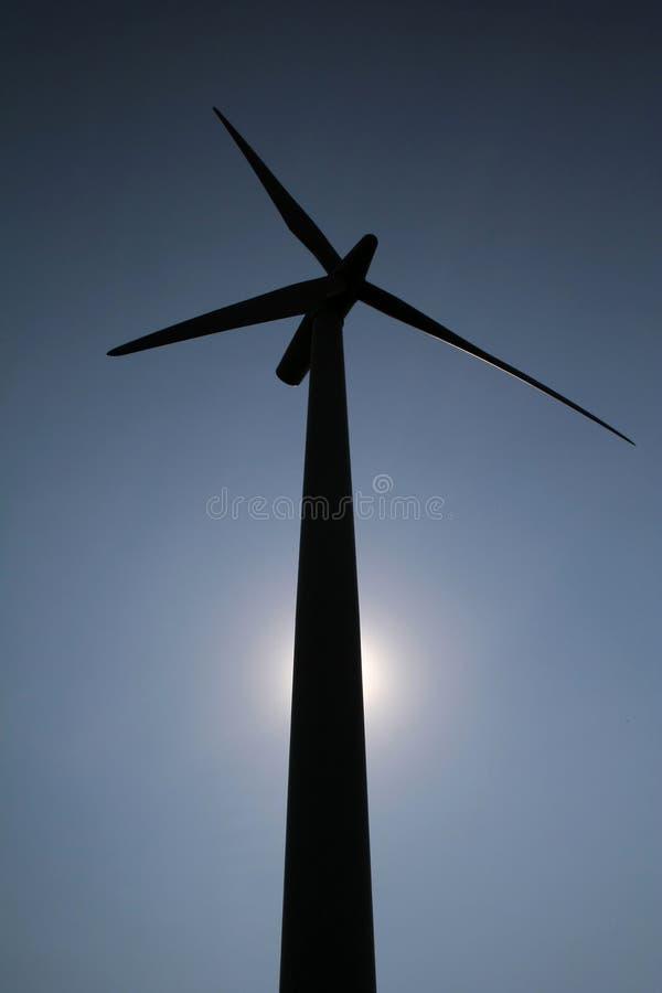 可延续的能源 图库摄影
