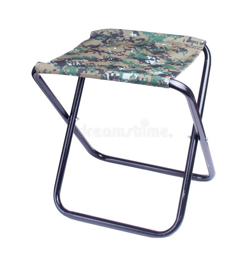 可折叠椅子 免版税库存照片