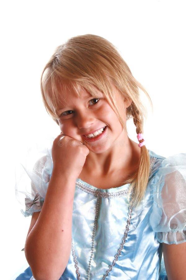 可爱的愉快的孩子 库存照片