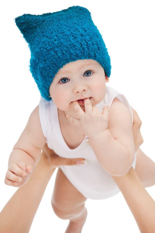 Download 可爱的男婴 库存照片. 图片 包括有 人力, 无忧无虑, 安静, 嬉戏, 无辜, 乐趣, 愉快, 滑稽, 新出生 - 30336520