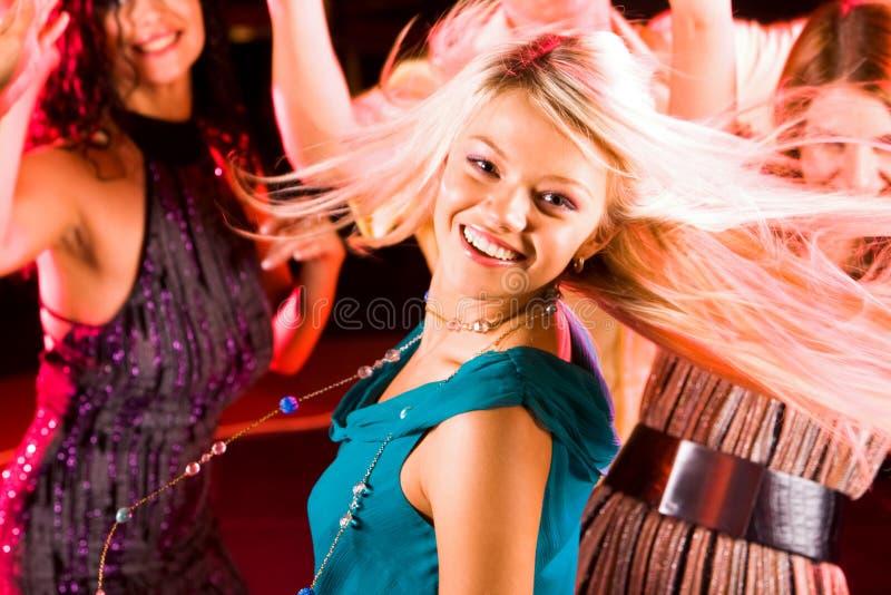 可爱的舞蹈演员 图库摄影