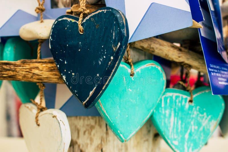 可用所有的旁做多数牡蛎手段贝壳界面纪念品海星夏天他们vare木头 免版税库存图片