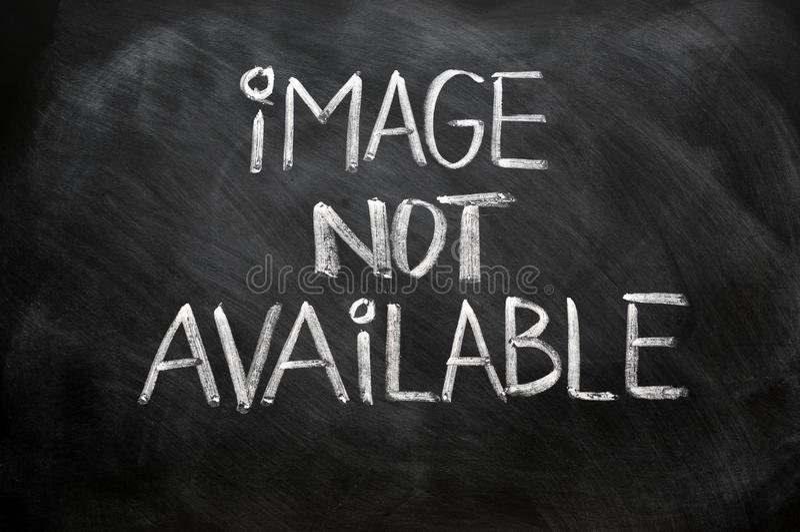 可用的图象没有 免版税库存图片
