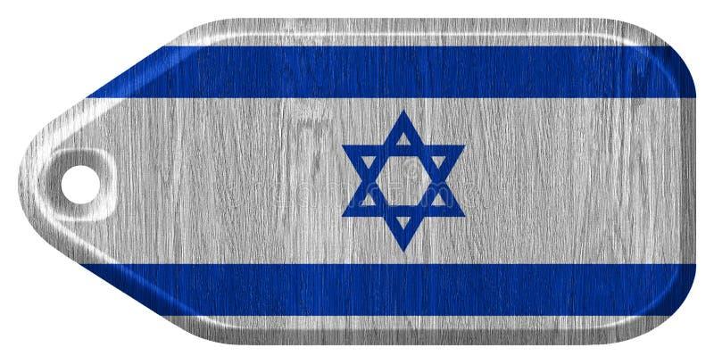 可用的标志玻璃以色列样式向量 向量例证
