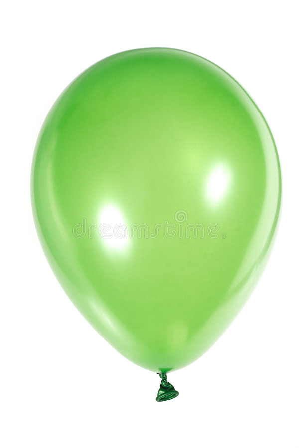 可膨胀的气球 免版税库存图片
