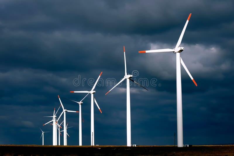 可选择能源友好本质生产 库存图片