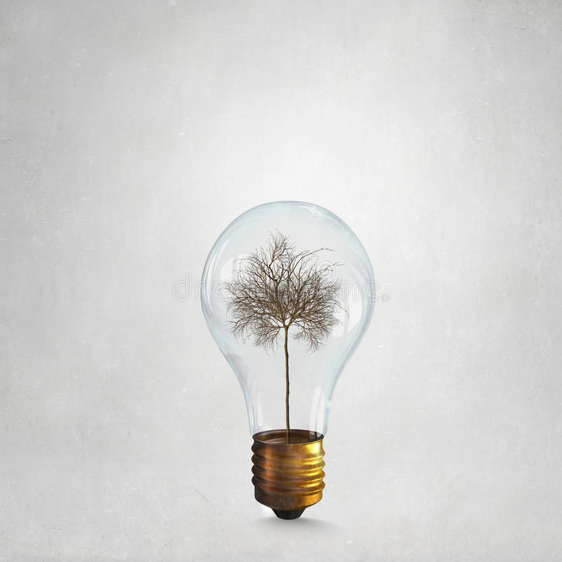 可选择能源用途 库存图片