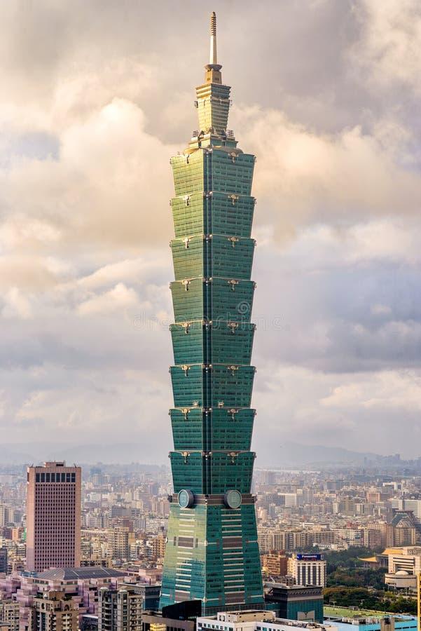 台北市,台湾 免版税库存照片