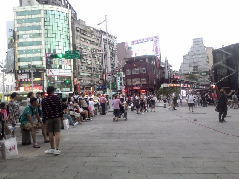 台北市 免版税图库摄影