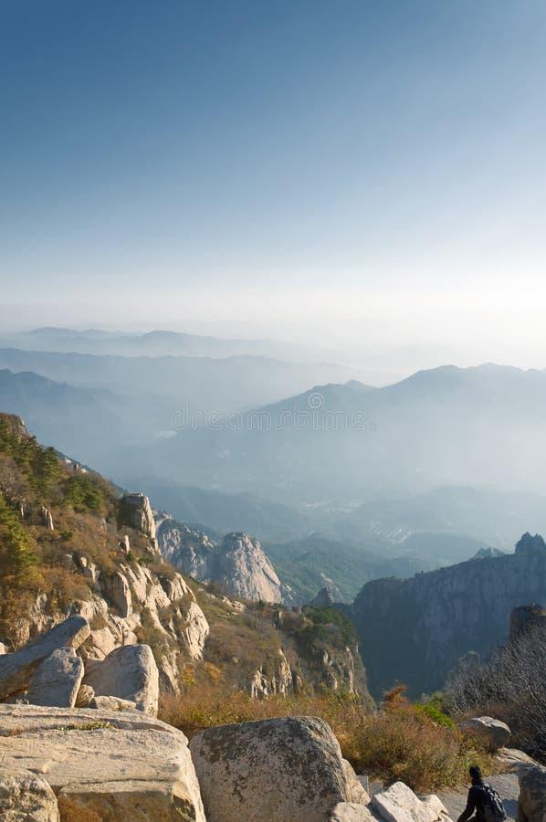 台山风景 免版税图库摄影