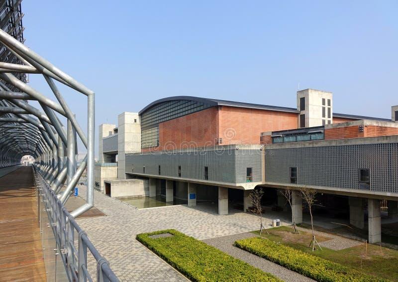 台湾历史国家博物馆  免版税库存图片