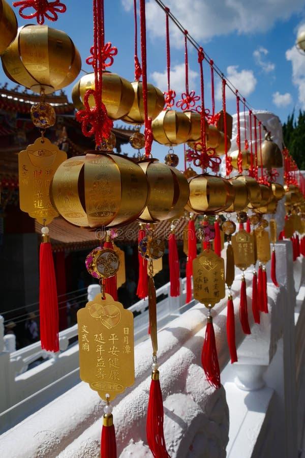 台湾日月潭,纪念堂 免版税库存照片