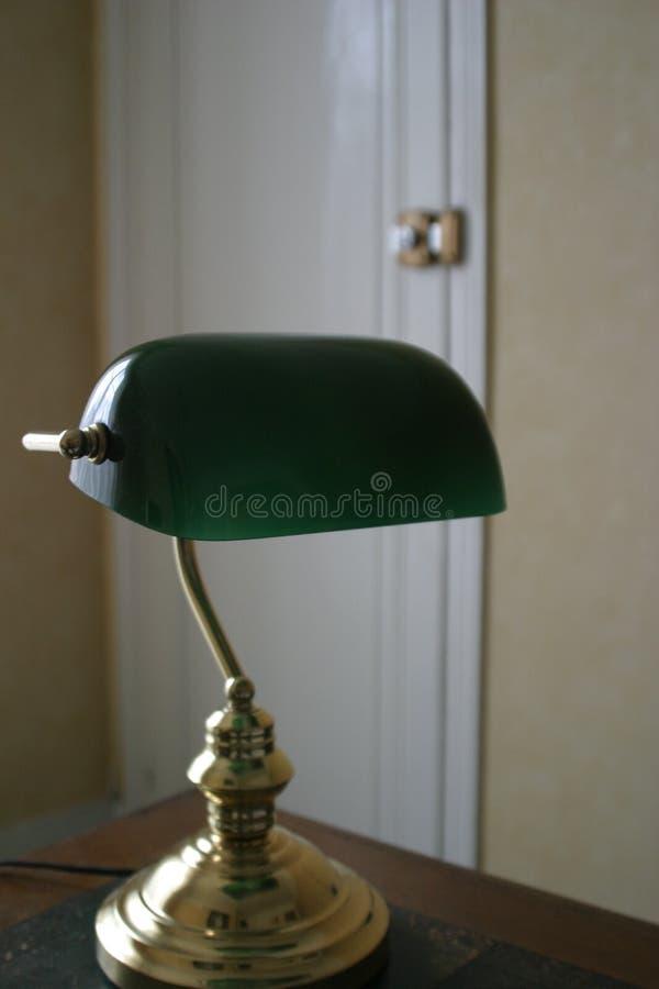 台灯 免版税库存图片