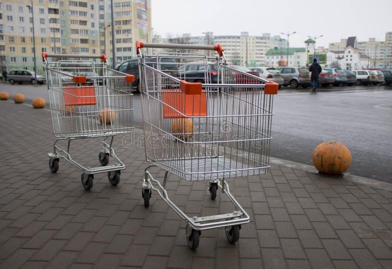 台车 免版税图库摄影