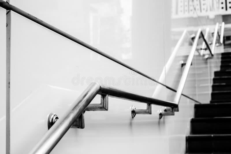 台阶和持有人 图库摄影