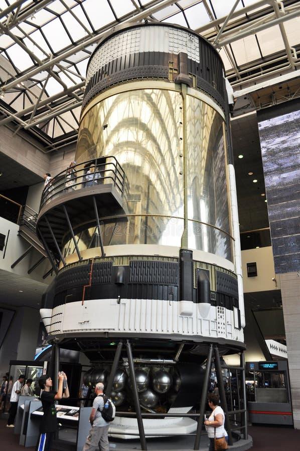 史密松宁空气和太空博物馆 免版税库存图片