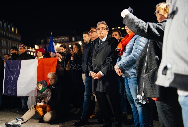 Download 史特拉斯堡的罗兰特Reis市长,在人之间的 编辑类库存照片. 图片 包括有 政客, 消息, 纪念, 守夜 - 62537918